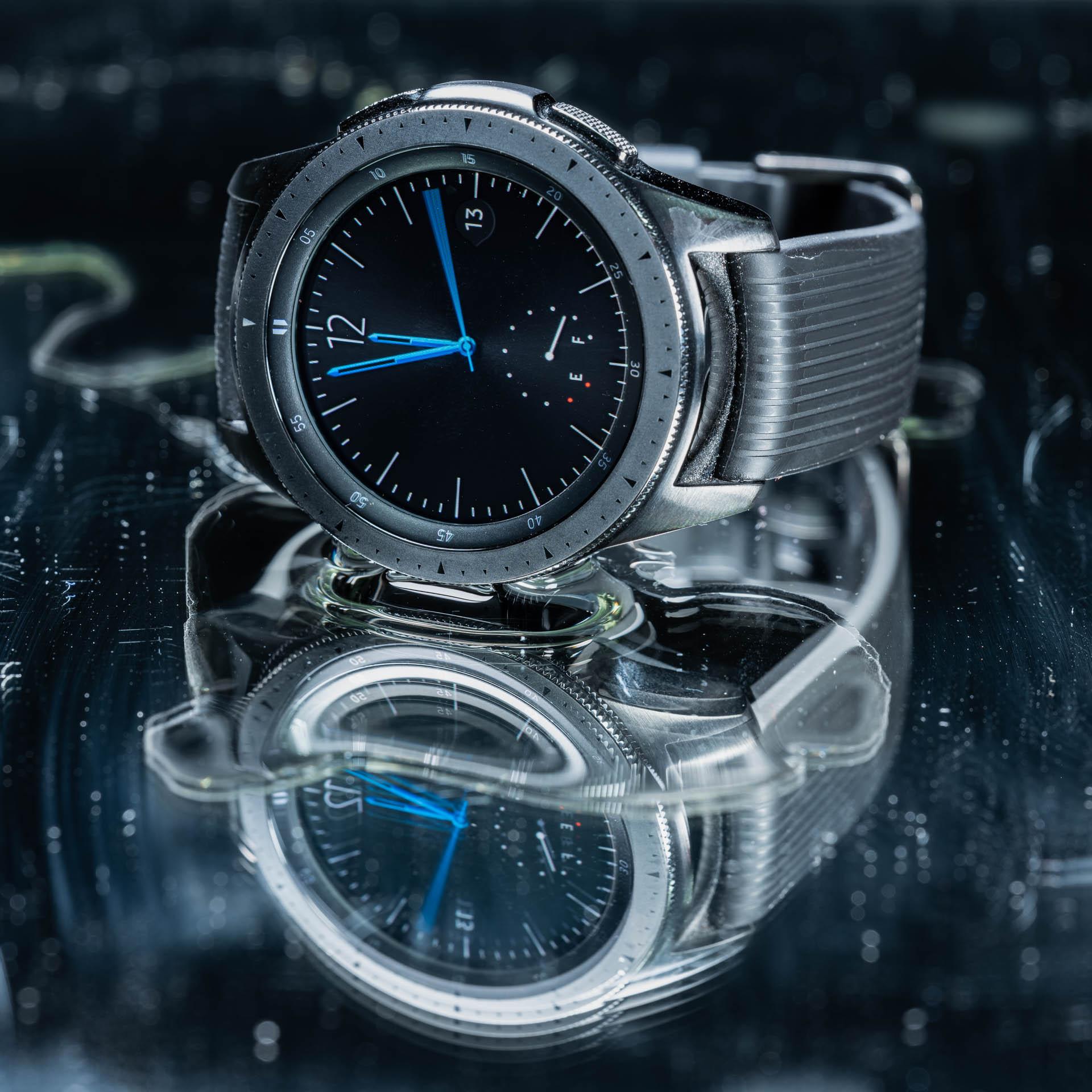 Galaxy watch - (C) IgorFotografie