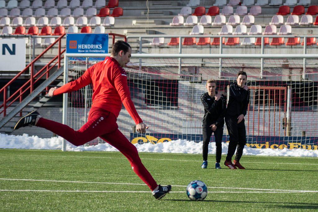 Sportfotografie - JP Voetbalacademie