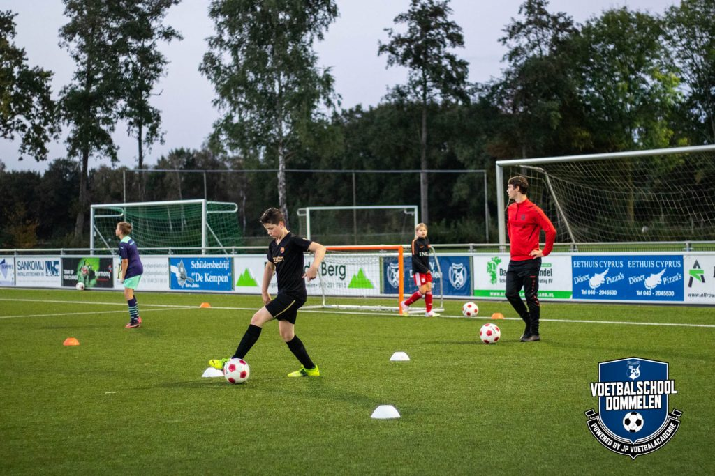 Voetbalschool Dommelen_JP Voetbalacademie